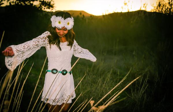 hat flower crown daisy crown hippie undefined handmade daisy hippie headband hippie dress flowers flower hair