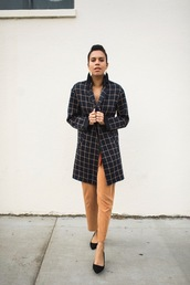 style me grasie,blogger,coat,top,pants,shoes,jewels
