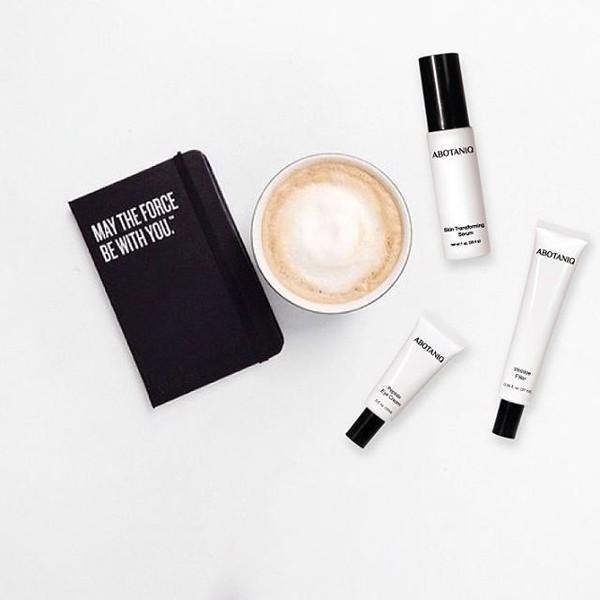 make-up abotaniq skin care skincare