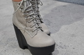 ankle boots,jeffrey campbell,high heels,boots,grey shoes,shoes