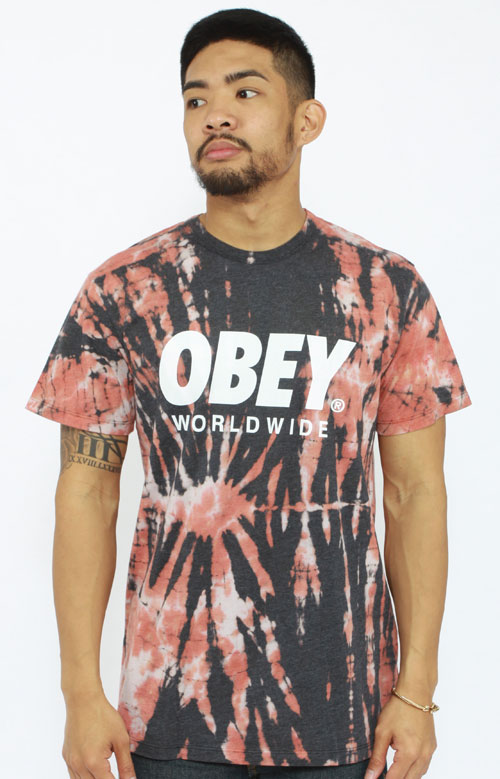 Obey, obey worldwide t