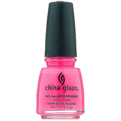 Nail Polish China Glaze Nail Laquer with Hardeners Shocking Pink Ulta.com - Cosmetics, Fragrance, Salon and Beauty Gifts