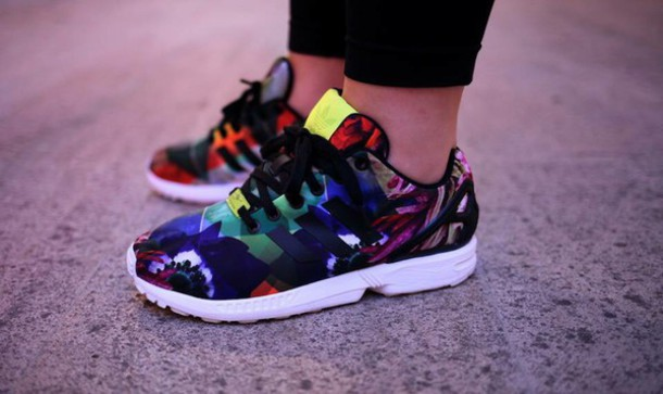 shoes zx fux adidas