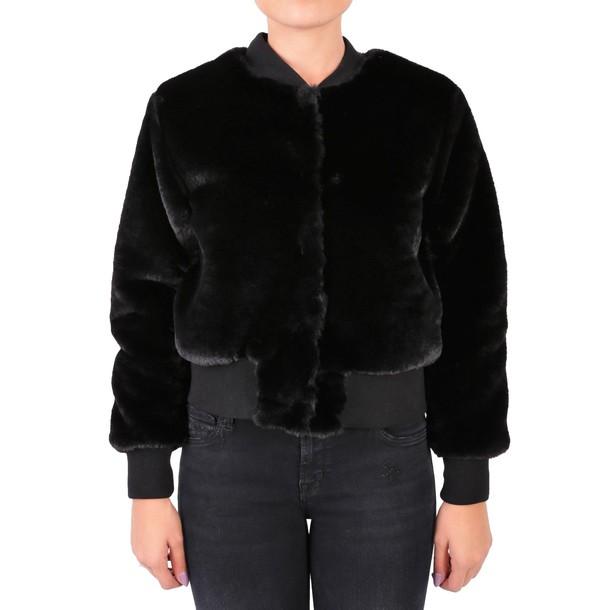 Numero 00 jacket leather jacket faux leather jacket leather black
