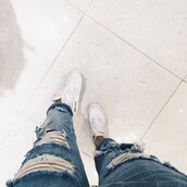 shoes,aesthetic tumblr,jeans