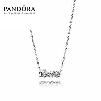 jewels pandora necklace