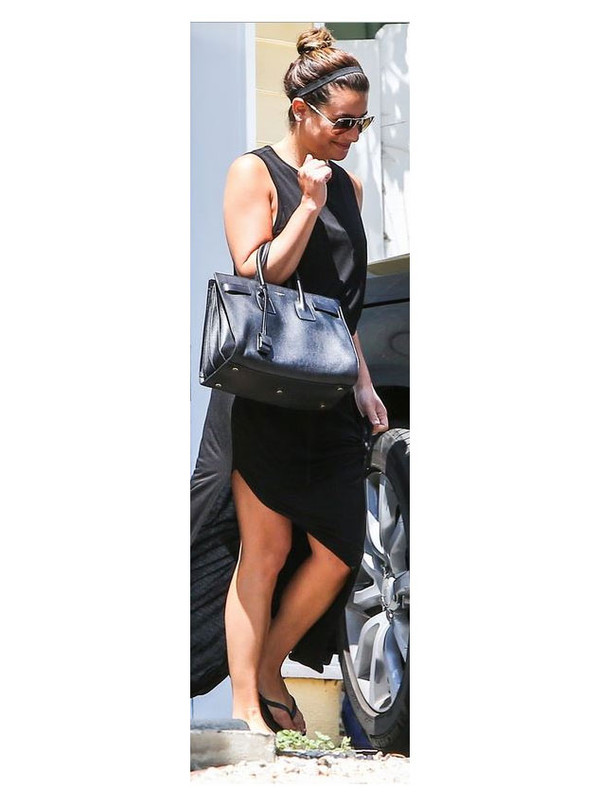dress sunglasses bag lea michele shoes