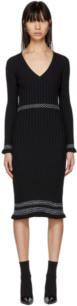 Altuzarra dress black