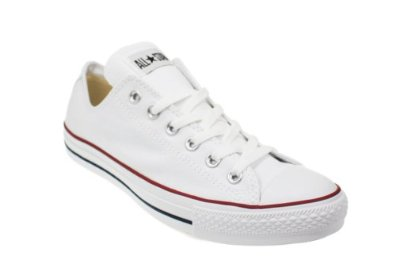 Converse AS OX CAN OPTIC. WHT Low Unisex-Adult: Amazon.co.uk: Shoes & Bags