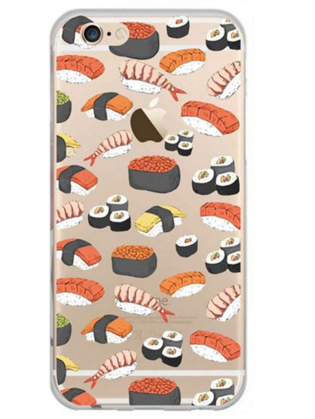 phone cover sushi fashion style iphone cover iphone case iphone cute kawaii teenagers boogzel