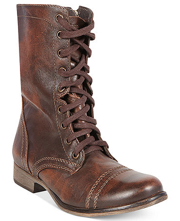 Steve Madden Women's Troopa Boots - Shoes - Macy's