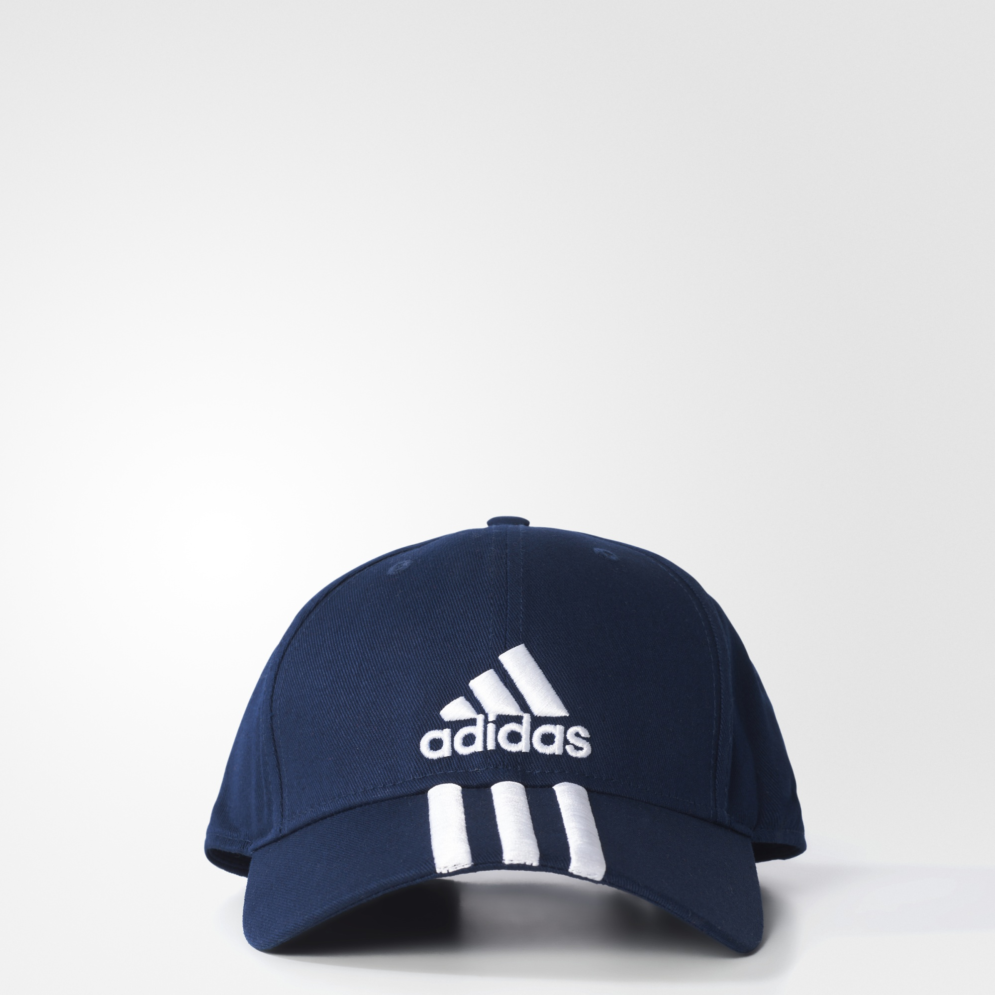 adidas Performance 3-Stripes Hat - Blue  330a27e1a43