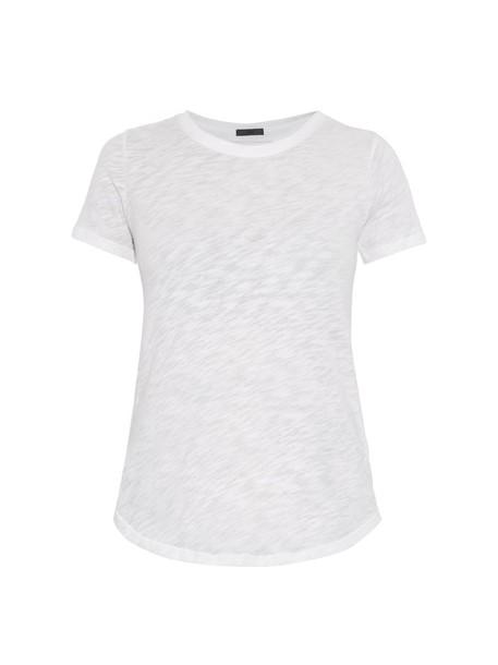 ATM t-shirt shirt t-shirt cotton white top