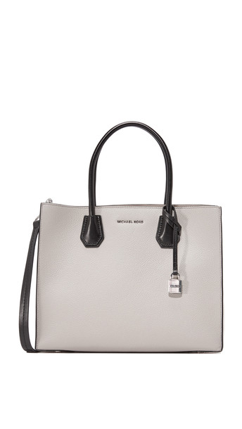 pale black grey bag
