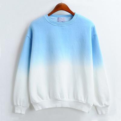 c26127d4cdce Harajuku gradient tie-dye fleece sweatshirt · Cute Kawaii · Online Store  Powered by Storenvy