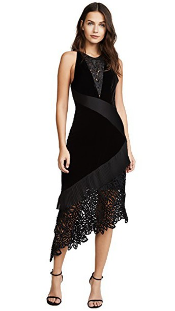 ramy brook dress black