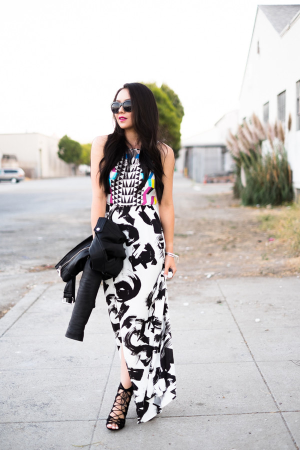 the fancy pants report blogger jacket sunglasses shoes jewels
