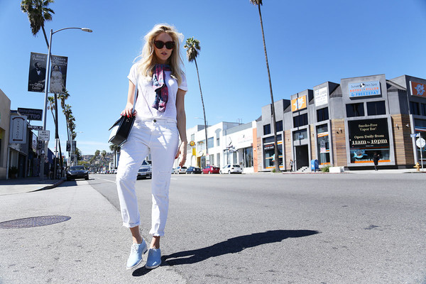 cheyenne meets chanel shirt jeans shoes sunglasses bag