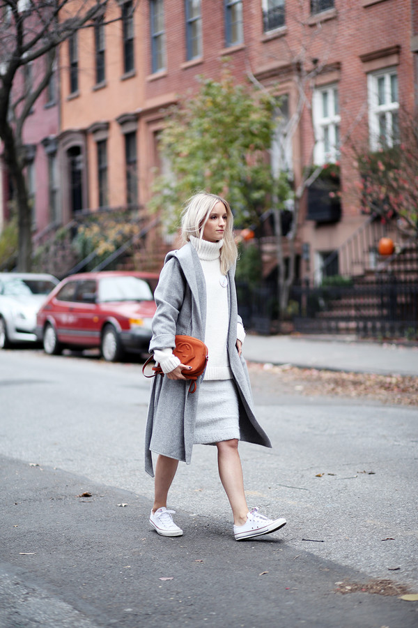 224dc41af5d2 the fashion guitar blogger converse grey coat winter coat turtleneck grey  skirt gucci winter outfits coat.