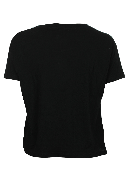 Tricou Bershka Outy Black | Kurtmann.ro