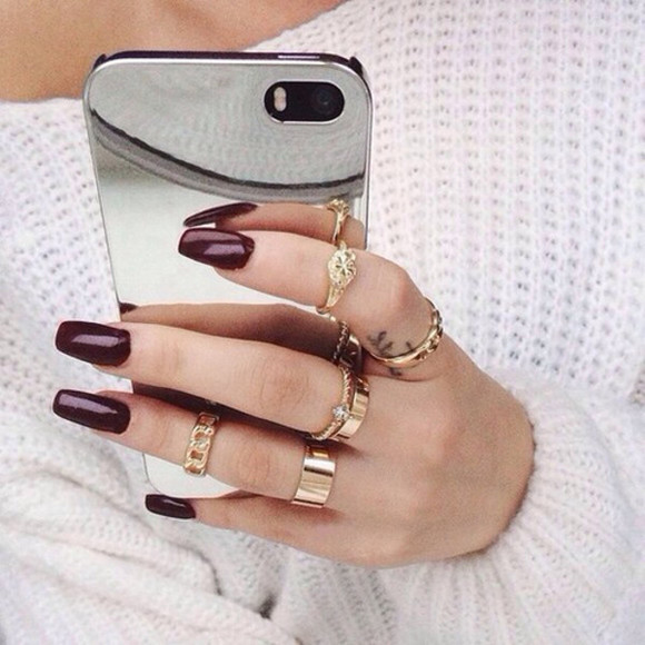 mirror iphone case iphone 5 case phone case