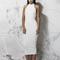 'prague' dress (white)