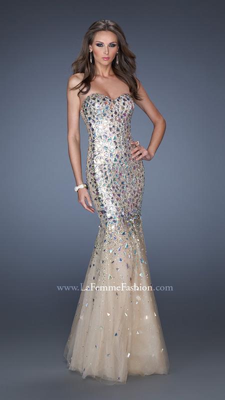 La Femme 19323 | La Femme Fashion 2014 -  La Femme Prom Dresses -  Dancing with the Stars
