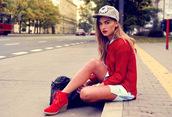 madame julietta,shirt,sweater,shoes,jewels,bag,hat