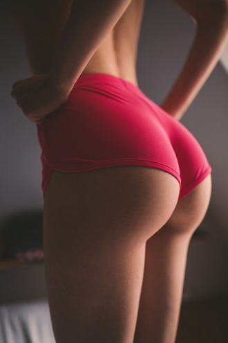 red sexy shorts pants pink french hot pants under butt high waisted shorts hot pants