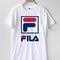 Fila logo t-shirt men women and youth