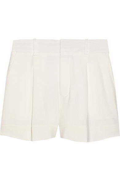 Chloé | Iconic cady shorts | NET-A-PORTER.COM
