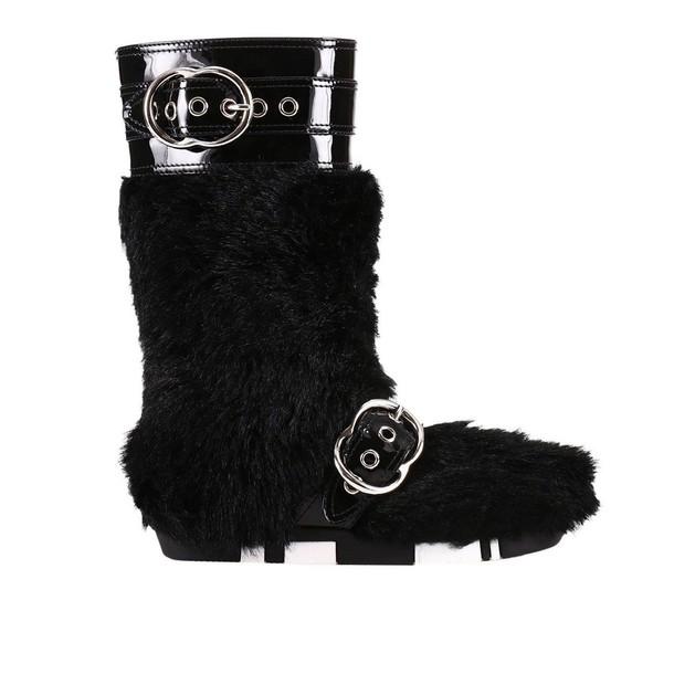 boots shoes women shoes black