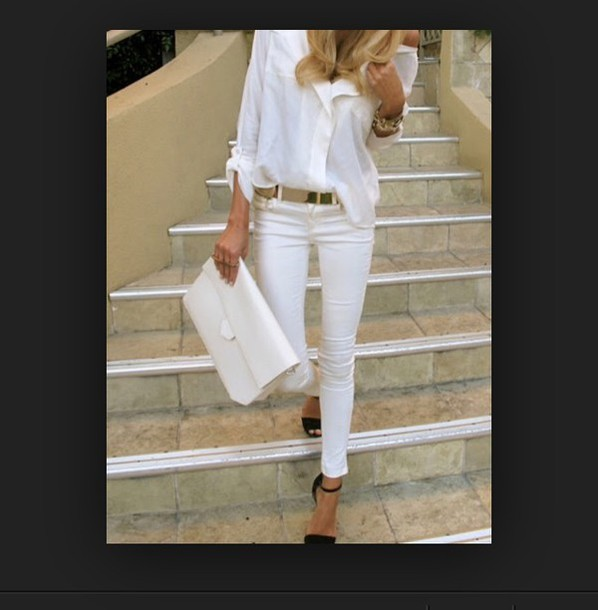 white jeans outfits tumblr wwwimgkidcom the image