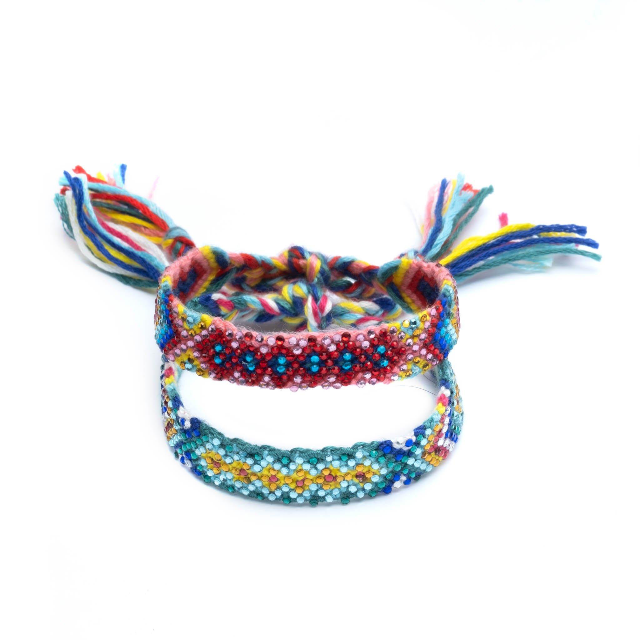 Dannijo Sydney and Riley Friendship Bracelet Set