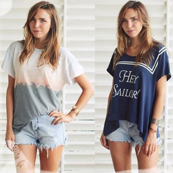 shirt bohemian wildfox classictee t-shirt summer