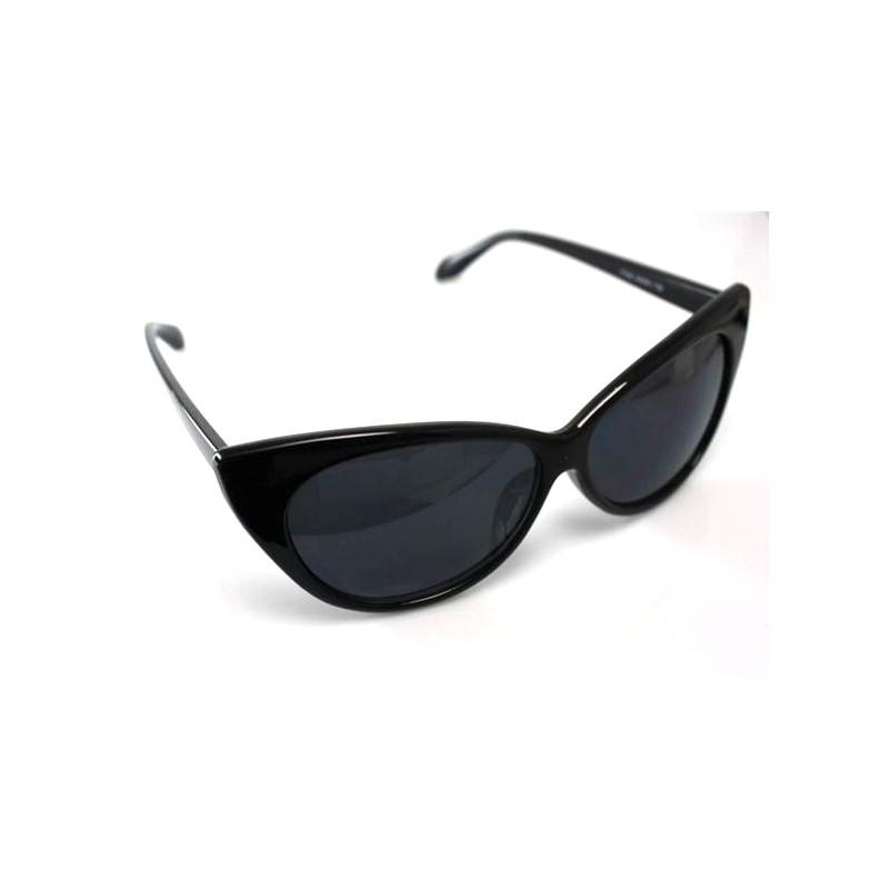 New cat eye retro fashion sunglasses three colors