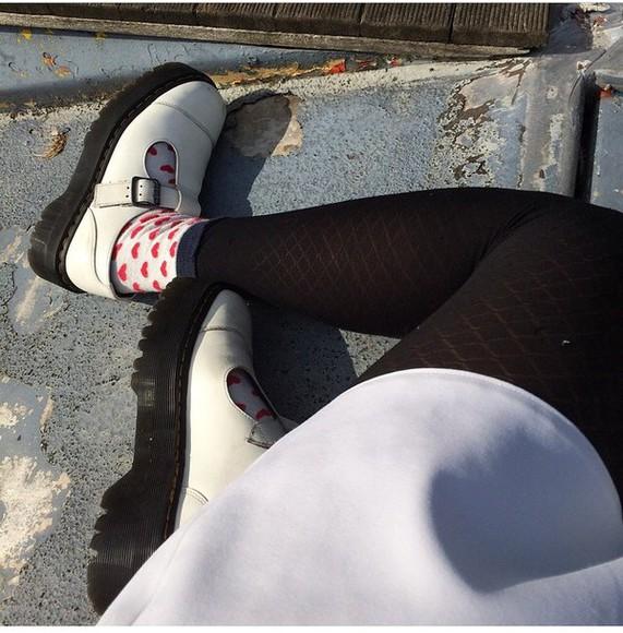 instagram indie hipster shoes socks