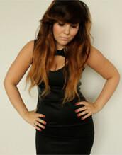 dress,black dress,sexy dress,party dress,choies.com,Choies