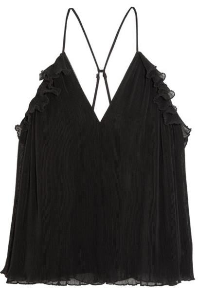 Alice McCall camisole lady cotton black underwear