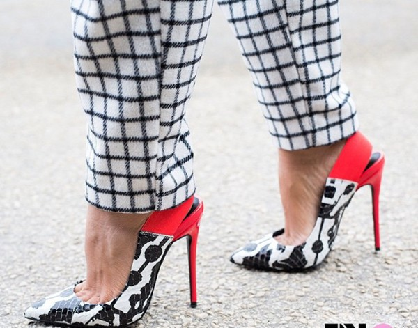 shoes heels cute pink black and white pumps lust for life high heel sandals