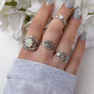 jewels cherry diva knuckle ring ring boho silver silver ring silver jewelry boho ring boho jewelry