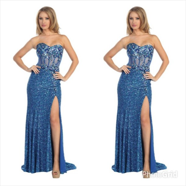 Celebrity Maxi Dresses - Tbdress.com