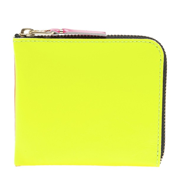 fluo new purse yellow orange bag