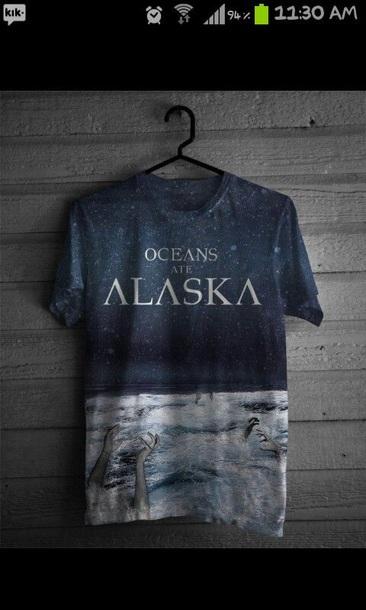 shirt oceans ate alaska