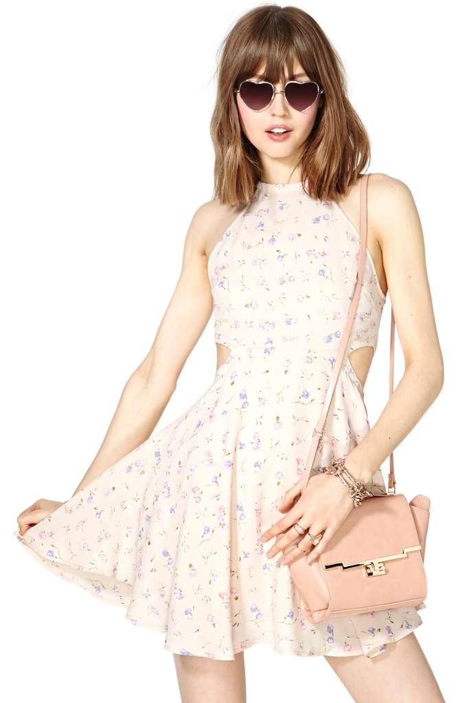 After Party Vintage First Bloom Dress | Shop Dresses at Nasty Gal