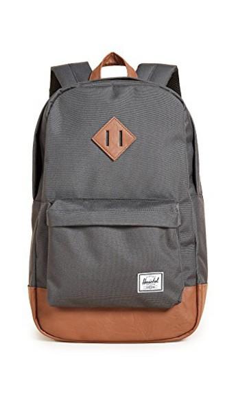 Herschel supply Co. backpack charcoal bag
