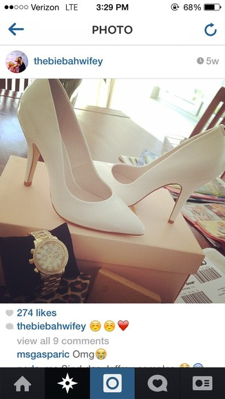shoes pump white pumps cute ariana grande