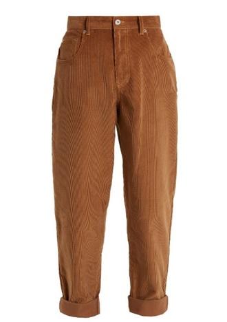 pants mustard corduroy jeans