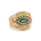 Aurelie bidermann fine jewelry cashmere ring - gold