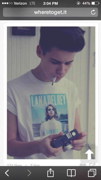 lana del rey shirt lana del rey born to die mens t-shirt